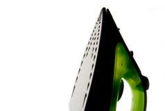 Groen strijkijzer Royalty-vrije Stock Foto's