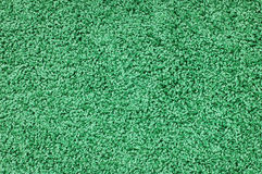 Groen tapijt Stock Fotografie