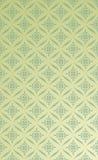 Groen tapijtwerk. Royalty-vrije Stock Foto's