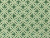Groen tapijtwerk Royalty-vrije Stock Afbeelding