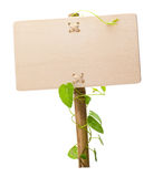 Groen teken Royalty-vrije Stock Afbeelding