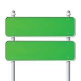 Groen Teken vector illustratie