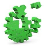 Groen Toestel Stock Afbeelding