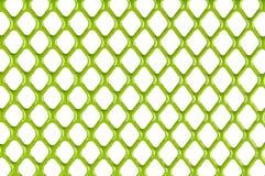 Groen traliewerk Royalty-vrije Stock Foto