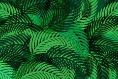 Groen van het bladeren abstract patroon vectorontwerp als achtergrond voor aardzaken vector illustratie