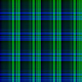 Groenachtig blauw patroon Stock Afbeelding