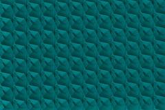 Groenachtige 3d textuur met shdows Royalty-vrije Stock Afbeeldingen