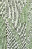 Groenboek met lijnen Royalty-vrije Stock Foto's