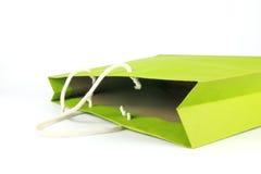 Groenboekzak Stock Fotografie