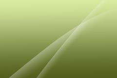 Groene abstracte achtergrond Stock Illustratie