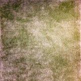 Groene abstracte grungetextuur Stock Fotografie