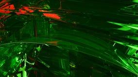 Groene abstracte illustratie als achtergrond Royalty-vrije Stock Afbeeldingen