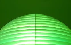 Groene abstracte lijnen Royalty-vrije Stock Foto's