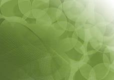 Groene achtergrond Stock Foto's