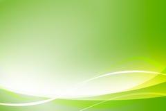 Groene achtergrond royalty-vrije illustratie