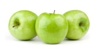 Groene Appel Royalty-vrije Stock Afbeelding