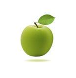 Groene appel Stock Illustratie