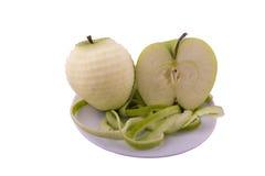 groene appel stock fotografie