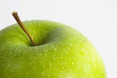 Groene appel Stock Afbeelding