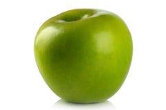 Groene appel. Granny Smith. royalty-vrije stock afbeeldingen