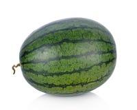 Groene appel op witte achtergrond Royalty-vrije Stock Afbeelding