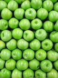 Groene appelen Royalty-vrije Stock Foto's