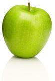 Groene appelen (Granny Smith) Stock Afbeeldingen