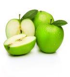 Groene appelen - oma Smith Royalty-vrije Stock Afbeelding