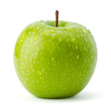 Groen Apple Royalty-vrije Stock Afbeeldingen