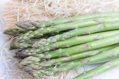 Groene asperge Royalty-vrije Stock Foto