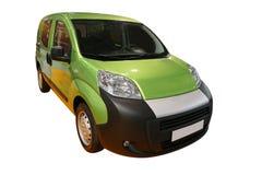 Groene auto royalty-vrije stock foto