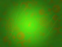 Groene backgrouds Stock Afbeelding