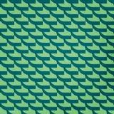 Groene bakstenen vector illustratie