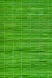 Groene bamboetextuur Royalty-vrije Stock Afbeeldingen