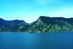 Groene berg Stock Fotografie