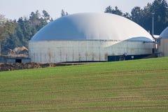 Groene Bioenergy Stock Afbeeldingen