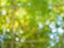 Groene bokeh op de textuurachtergrond royalty-vrije stock foto