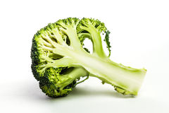Groene broccoli Royalty-vrije Stock Afbeeldingen