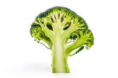 Groene broccoli Stock Afbeeldingen