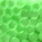 Groene cirkelbezinningen Royalty-vrije Stock Afbeelding