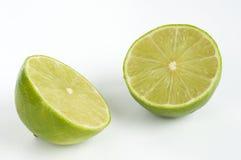 Groene citroen Royalty-vrije Stock Foto's