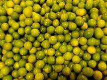 Groene citroen Stock Foto's