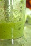 Groene cocktail Stock Afbeelding