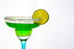 Groene Cocktail Stock Foto