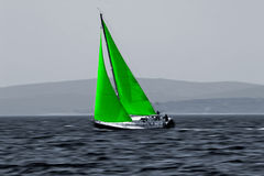 Groene de energieeco van de Wind Royalty-vrije Stock Foto