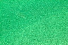 Groene de textuurachtergrond van de congretmuur Royalty-vrije Stock Foto's