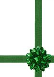 Groene Decoratie Royalty-vrije Stock Fotografie
