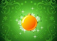 Groene Decoratie Stock Afbeeldingen