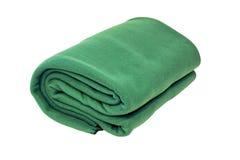 Groene deken Stock Afbeeldingen