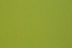 Groene doektextuur Royalty-vrije Stock Foto